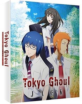 Tokyo Ghoul - OAV 1 + 2 / Jack & Pinto (Édition Combo Collector, Blu-ray + DVD)