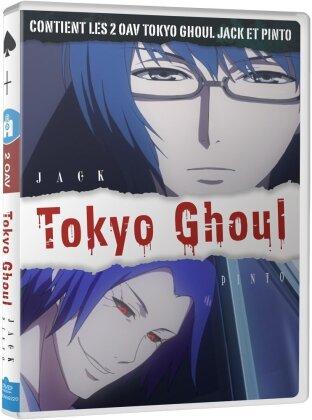 Tokyo Ghoul - OAV 1 + 2 / Jack & Pinto