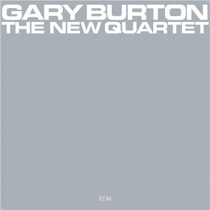 Gary Burton - New Quartet (Touchstones, 2019 Reissue)