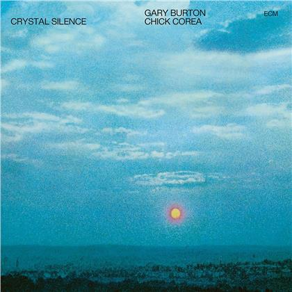 Corea Chick & Burton Gary - New Crystal Silence (Touchstones, 2019 Reissue)