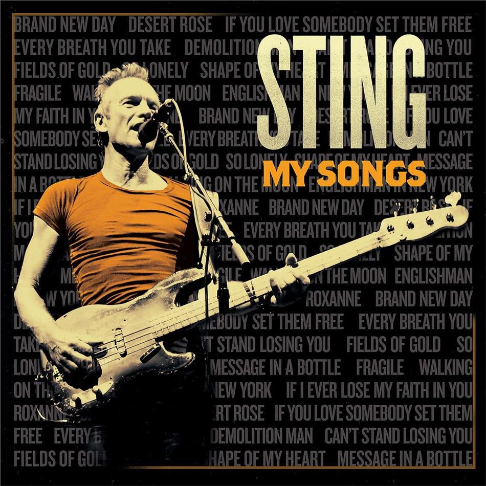 Sting - My Songs (2 LPs)