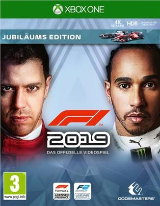 F1 2019 (Jubiläums-Edition)