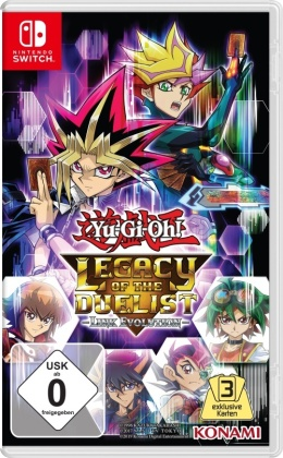 Yu Gi Oh! Legacy of the Duelist