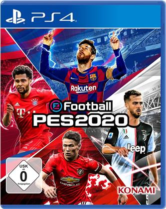 PES 2020 - Pro Evolution Soccer (German Edition)