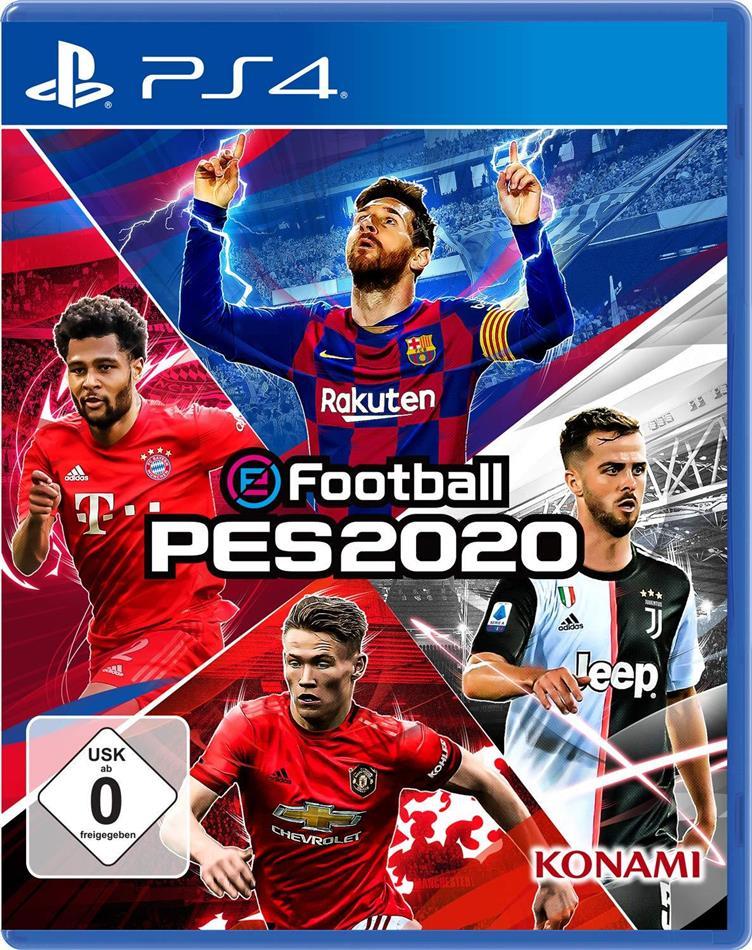 PES 2020 - Pro Evolution Soccer (German Edition)