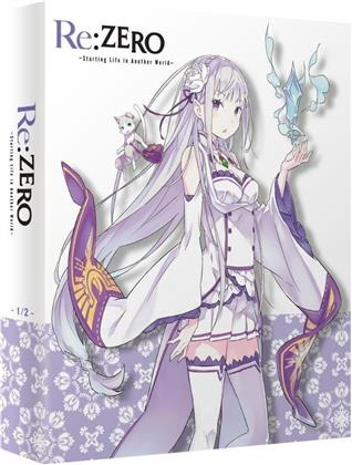 Re:ZERO- Starting in another world - Partie 1 (Box, Collector's Edition, 2 Blu-rays)
