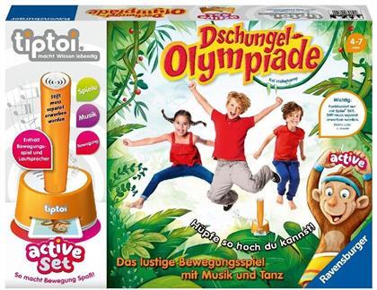 tiptoi active set - Dschungel-Olympiade