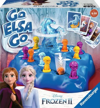 Disney Frozen 2 Lotti Karotti - Go Elsa Go!