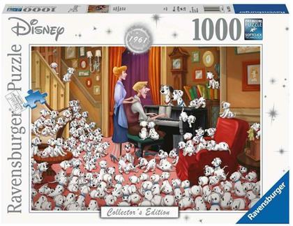 Disney 101 Dalmatiner. Puzzle 1000 Teile