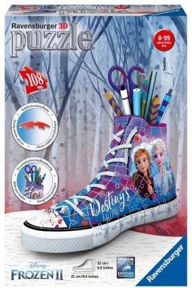 Sneaker - Frozen 2 (Puzzle)