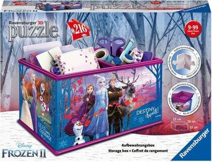 Aufbewahrungsbox - Frozen 2 (Puzzle)