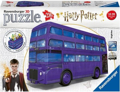 Knight Bus - Harry Potter (Puzzle)