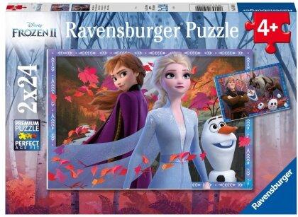 Frostige Abenteuer (Puzzle)