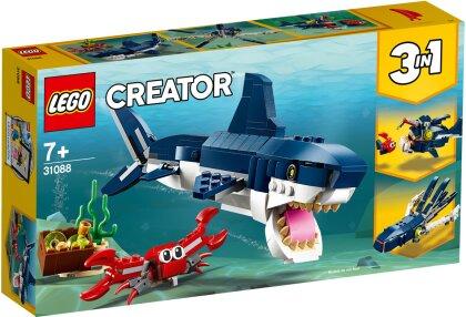 Bewohner der Tiefsee - Lego Creator, 230 Teile,
