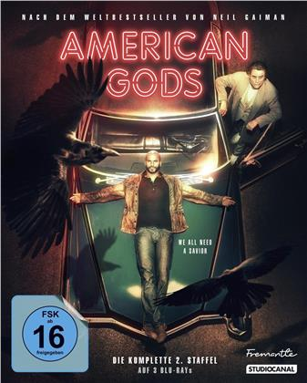 American Gods - Staffel 2 (Collector's Edition, 3 Blu-ray)