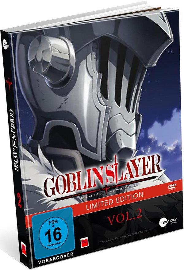 Goblin Slayer - Vol. 2 (2017) (Limited Edition, Mediabook)