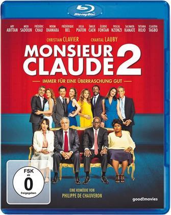 Monsieur Claude 2 - Immer für eine Überraschung gut (2019)