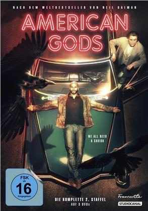 American Gods - Staffel 2 (Collector's Edition, 3 DVD)