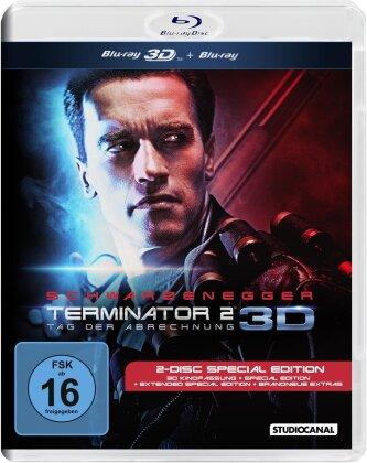 Terminator 2 (1991) (Blu-ray 3D + Blu-ray)