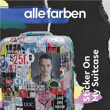 Alle Farben - Sticker on My Suitcase (2 LPs)