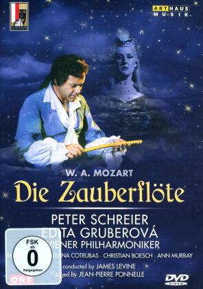 Wiener Philharmoniker, Levine James, … - Mozart - Die Zauberflöte (Salzburger Festspiele)