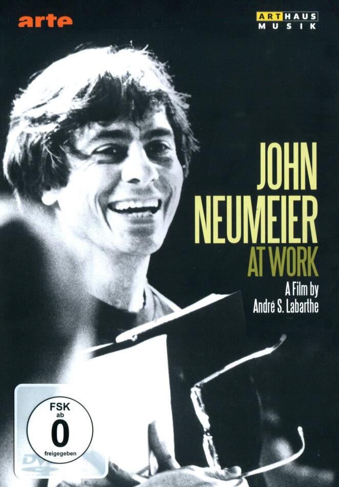 John Neumeier at Work (Arthaus)