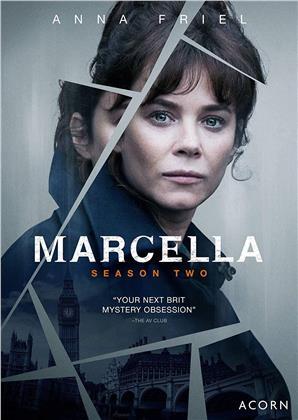 Marcella - Season 2 (2 DVDs)
