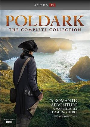 Poldark - The Complete Collection (BBC, 12 DVDs)