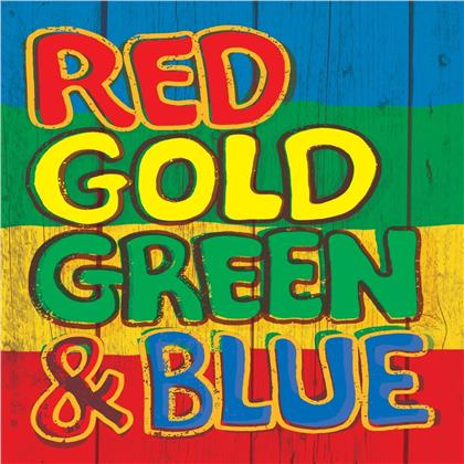 Red Gold Green & Blue (2 LPs)