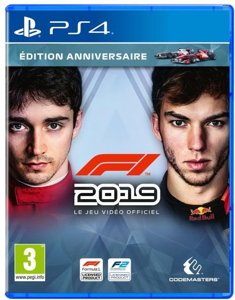 F1 2019 (Édition Anniversaire)