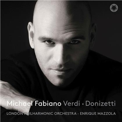 Giuseppe Verdi (1813-1901), Gaetano Donizetti (1797-1848) & Michael Fabiano - Verdi/Donizetti (SACD)