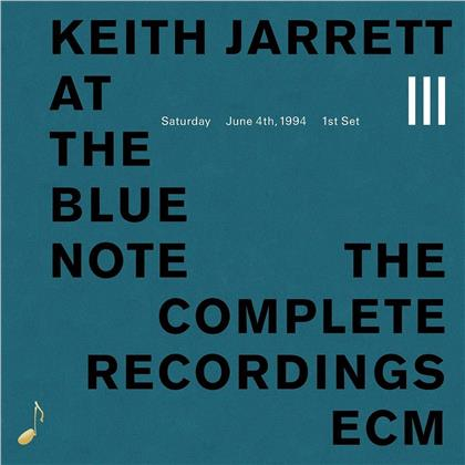 Jarrett Keith - At The Blue Note - Saturday, June 4th, 1994 1st Set (Touchstones, 2019 Reissue)