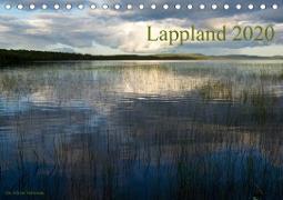 Lappland 2020 (Tischkalender 2020 DIN A5 quer)