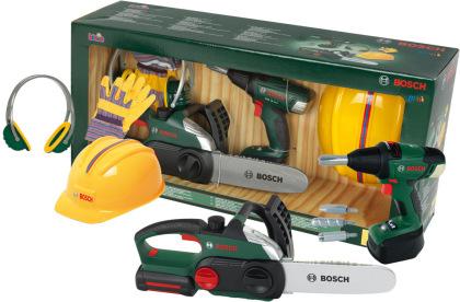 Bauarbeiter Set Bosch - Werkzeuge und Zubehör,