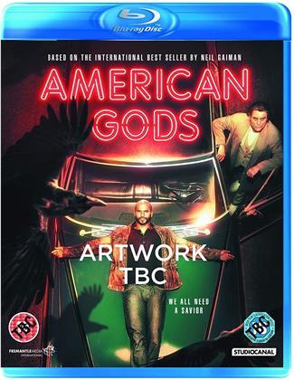 American Gods - Season 2 (3 Blu-ray)