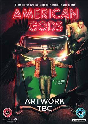 American Gods - Season 2 (4 DVD)
