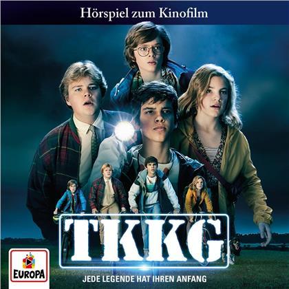 TKKG - Jede Legende hat ihren Anfang (Hörspiel zum Kinofi