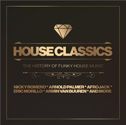 House Classics ? The History Of Funky House Music (2 CDs)