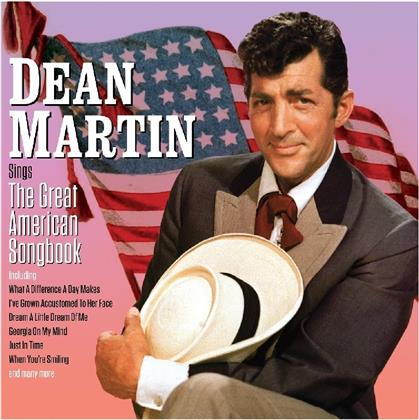 Dean Martin - Sings The Great American (Not Now Edition, 2019 Reissue, 2 CDs)