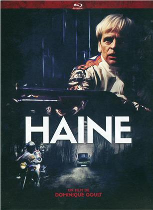 Haine (1980) (Schuber, Digipack, Version Intégrale, Blu-ray + DVD)