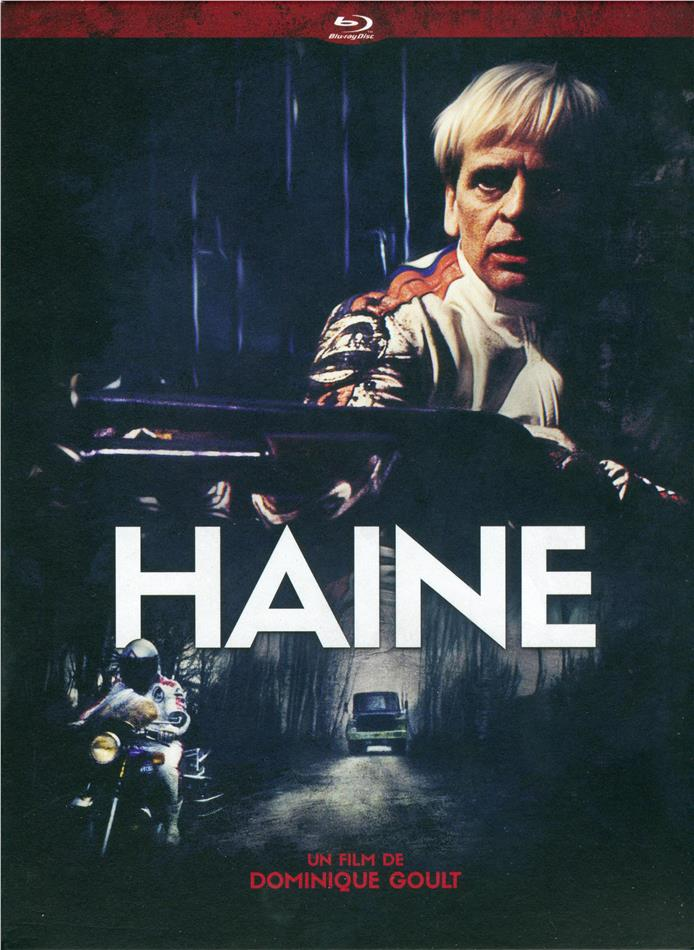Haine (1980) (Schuber, Digipack, Version Intégrale, Blu-ray + DVD)