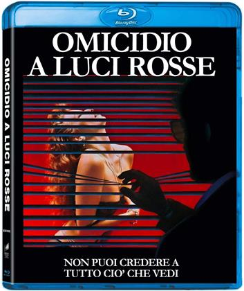 Omicidio a luci rosse (1984) (Riedizione)