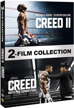 Creed 1 & 2 (2 DVDs)