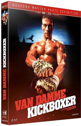 Kickboxer (1989) (Nouveau Master Haute Definition, + Poster, Édition 30ème Anniversaire, Édition Collector Limitée, Blu-ray + DVD)