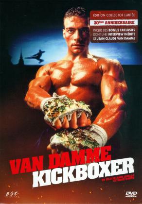 Kickboxer (1989) (Édition 30ème Anniversaire, Édition Collector Limitée, Version Restaurée)