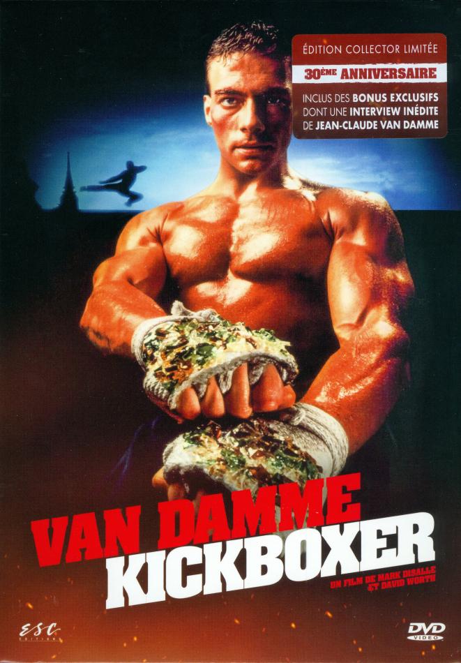 Kickboxer (1989) (30th Anniversary Edition, Limited Collector's Edition, Restaurierte Fassung)