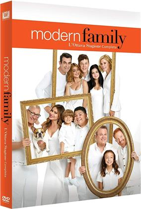 Modern Family - Stagione 8 (3 DVDs)
