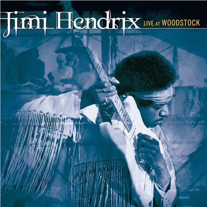 Jimi Hendrix - Live At Woodstock (2019 Reissue)