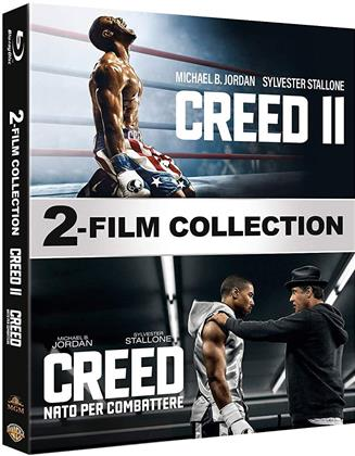 Creed 1 & 2 (2 Blu-rays)