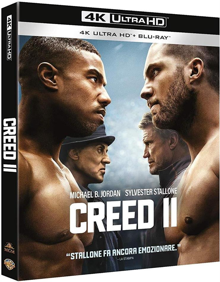 Creed 2 (2018) (4K Ultra HD + Blu-ray)